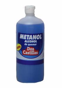 METANOL ALCOHOL DE QUEMAR 1L